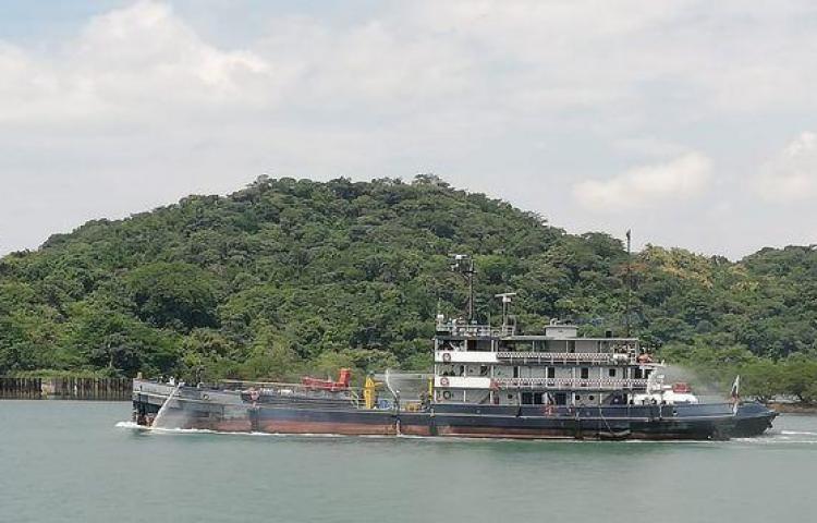 Panamá ya tiene su primer buque escuela