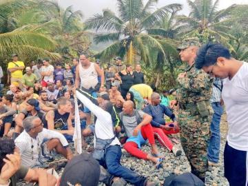 Planean 'cementerio humanitario' para migrantes en Darién