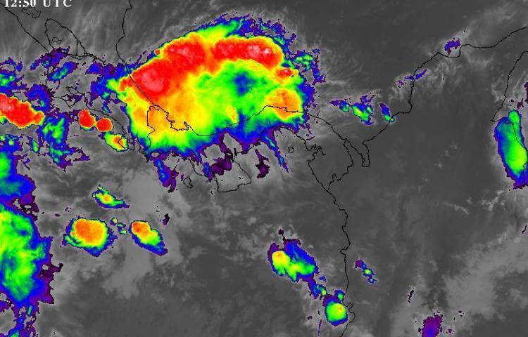 Sinaproc desmiente informaciónque Panamá sería afectado por un tifón