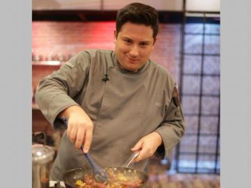 Ganador de Top Chef apostó por la superioridad