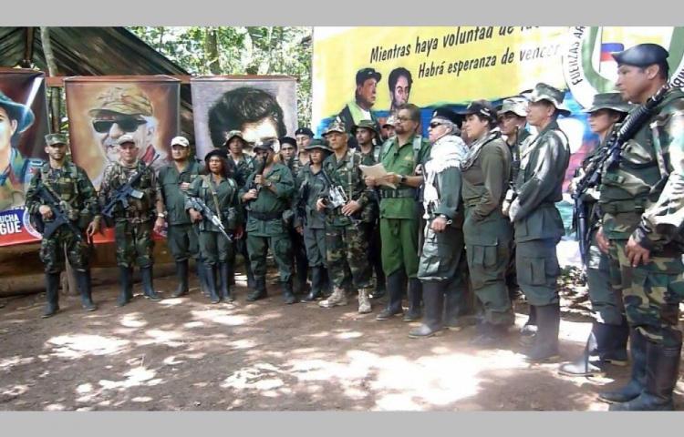 Inicia la cacería de disidentes de las FARC
