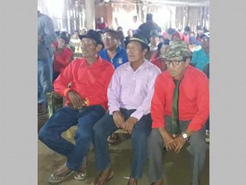 Cacique pidió que luchen por bien de la unidad Guna