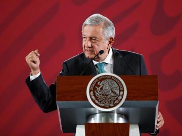 Presidente de México prioriza la equidad frente al crecimiento económico
