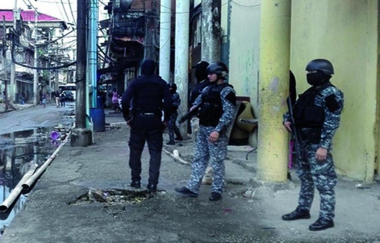Balacera dejó tres personas heridas en la provincia de Colón