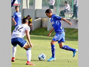Ángel Orelien, el popular 'Balín', vive días felices con el Cruz Azul FC