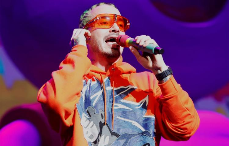 """J Balvin arranca en Puerto Rico su gira, """"Arcoiris Tour"""""""