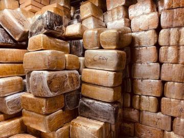 Capturan en Colombia a seis narcotraficantes pedidos en extradición por EE.UU