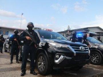 Más de 100 detenidos, droga y 18 allanamientos en operación 'Diamante Azul'