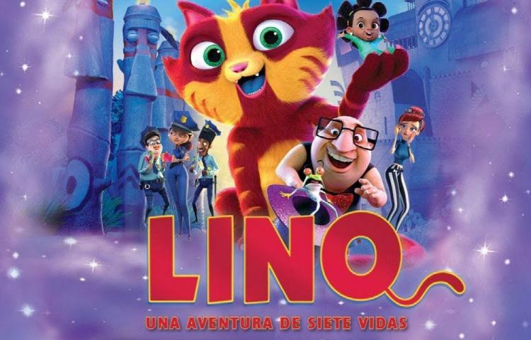 Lino, una aventura de siete vidas