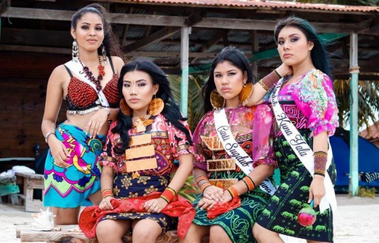 Buscan a la Señorita Indígena Panamá