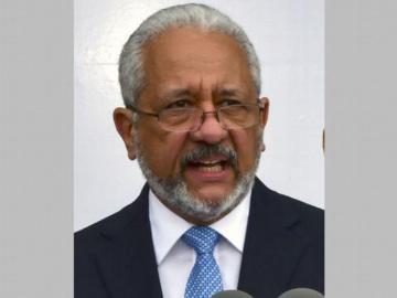 'Catín' Vásquez asume como administrador del Canal de Panamá