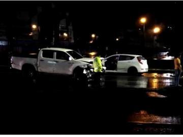 Mujer muere en aparatoso accidente frente al estadio Rommel Fernández