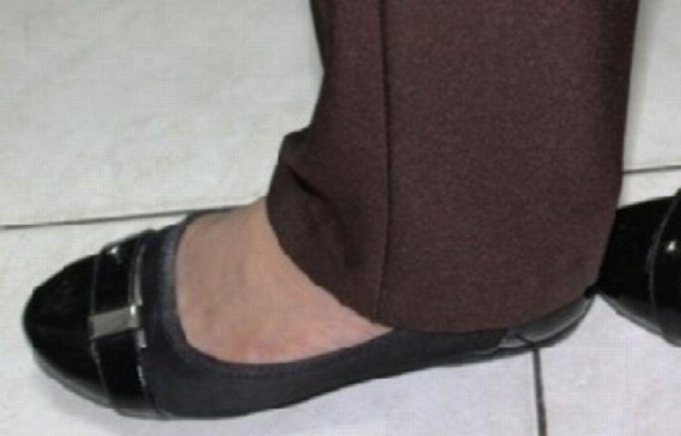 Instan a las personas a usar el calzado adecuado por su salud
