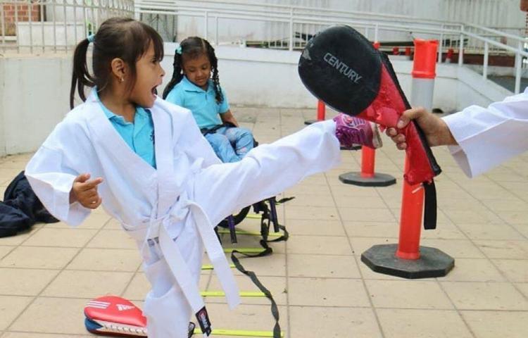 Karate Inclusivo llega a la Arena Roberto Durán