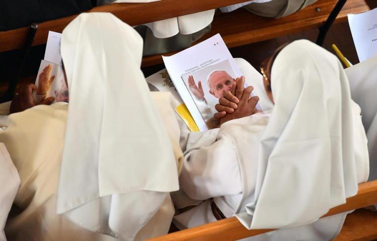 Las mejores imágenes de la gira del Papa Francisco en Madagascar