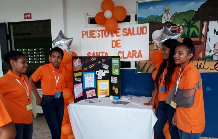 Con charlas de prevención buscan educar a jóvenes en Panamá Oeste