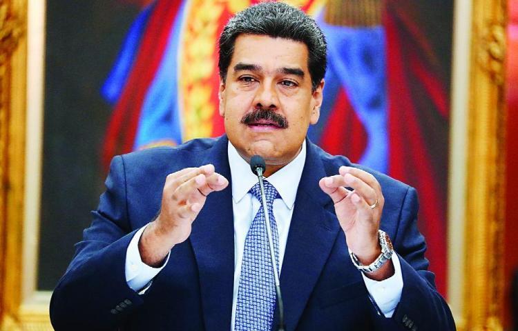Maduro condiciona diálogo con la oposición hasta que 'Guaidó rectifique'