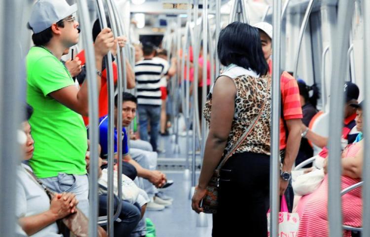 Mis aventuras en el Metro