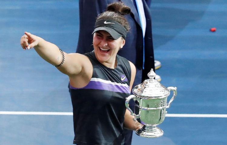 Una niña le gana el Grand Slam a Serena