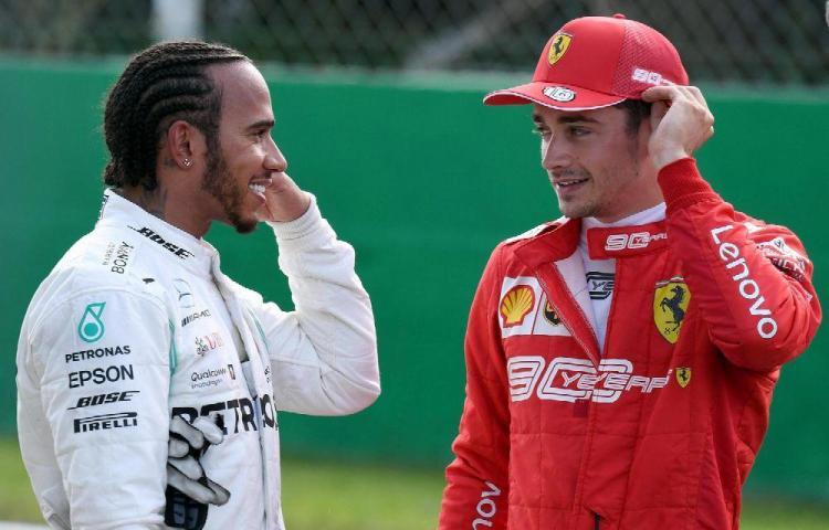 Leclerc logra la 'pole' del Gran Premio de Italia