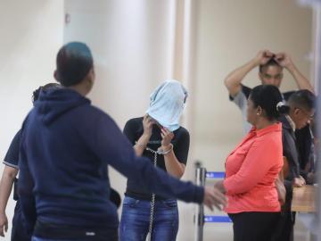 Realizan audiencia de imputación de cargos por el homicidio de Ciro Castro