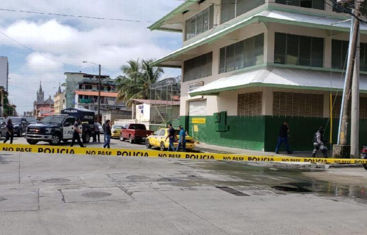 Detención provisional para 3 implicados en robo en Centro de Mujeres en Colón