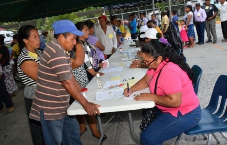 Más de 1.3 millones de personas fueron atendidos en los censos de salud preventiva