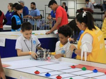518 estudiantes participarán en las Olimpiadas de Robótica 2019