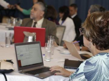 Inauguran taller de estimación de gastos en salud