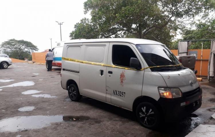 Matan a seguridad en intento de robo en La Chorrera