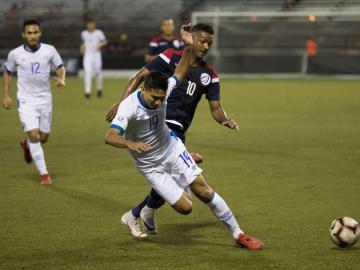 1-0. El Salvador encaja una inesperada derrota ante República Dominicana
