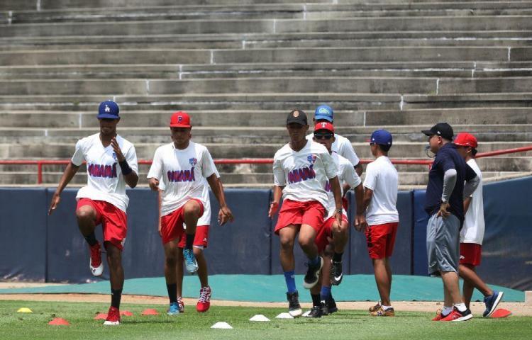 Misión mundialpara la Selección Nacional de Béisbol Sub-15