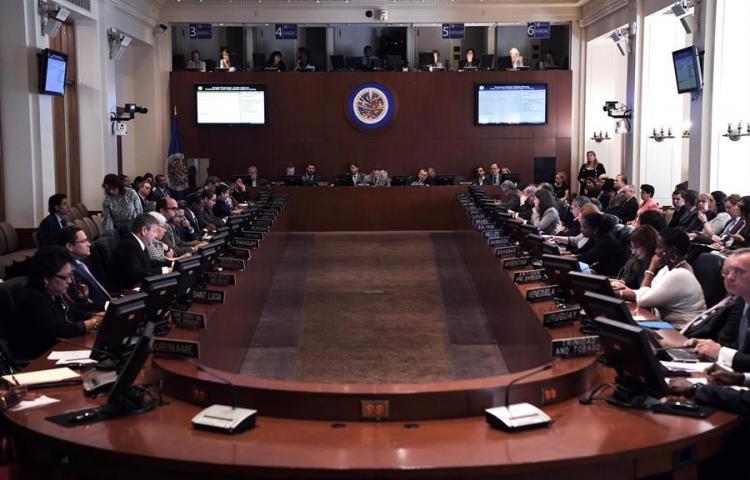 Guaidó logra que 12 países activen un tratado de ayuda militar contra Maduro