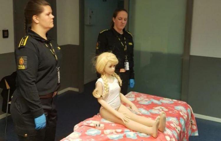 Prohíben fabricación de muñecas sexuales con aspecto de niños en Noruega