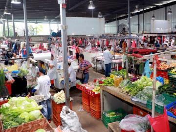 Mercado San Felipe Neri estará cerrado hoy