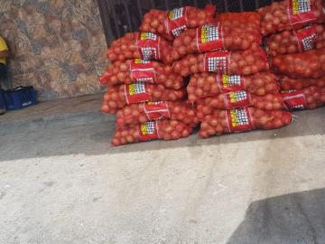 MIDA incauta contrabando de cebolla en Chiriquí