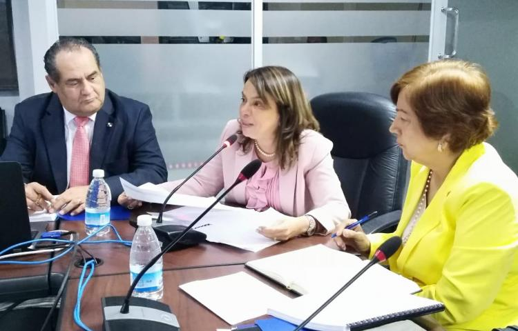 Comisión de Presupuesto de la AN aprueba traslado de partida al Meduca