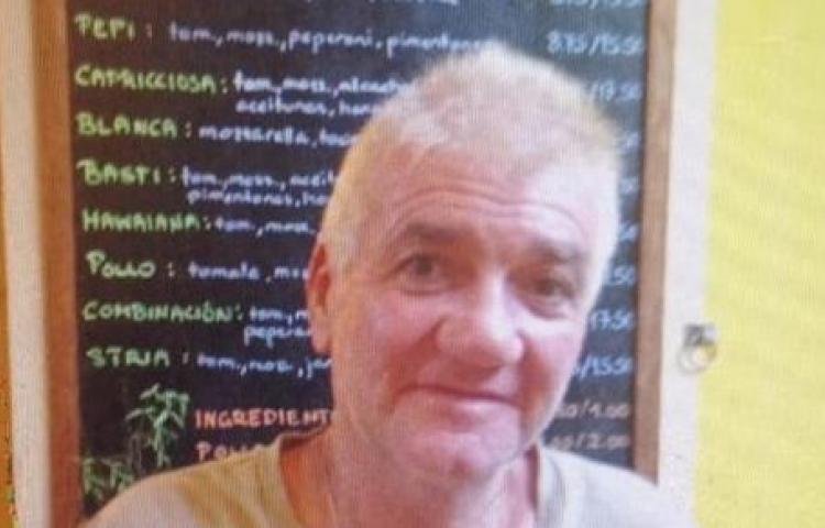 Buscan británico desaparecido en Chiriquí