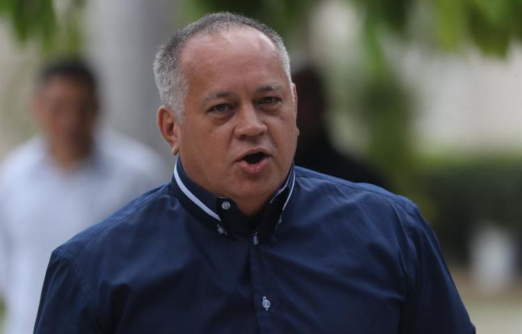"Cabello acusa a Guaidó de estar vinculado con grupo criminal ""Los rastrojos"""