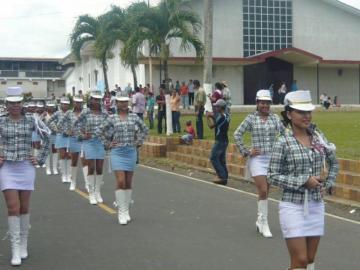 Macaracas y Pesé celebran 164 años de fundación