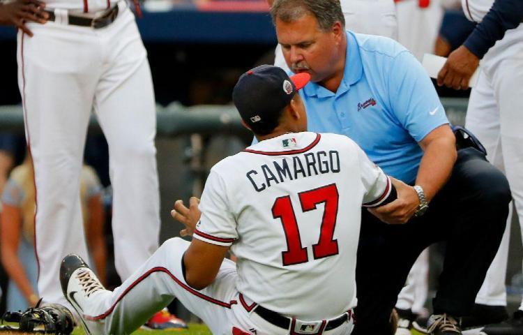 Camargo pasó un gran susto