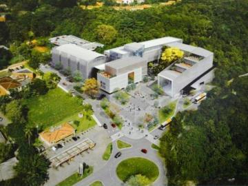 El proyecto Ciudad de las Artes culminará a finales de 2020