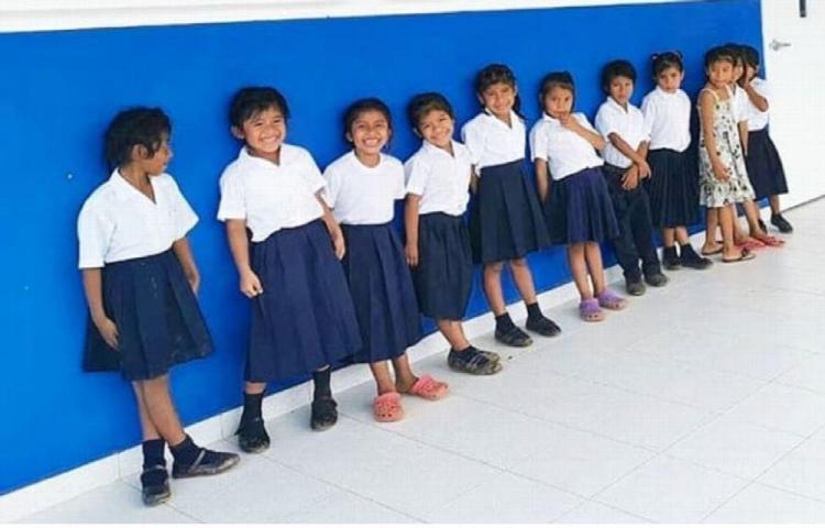 Comprarán botas de cauchos para alumnos de la comarca Ngäbe