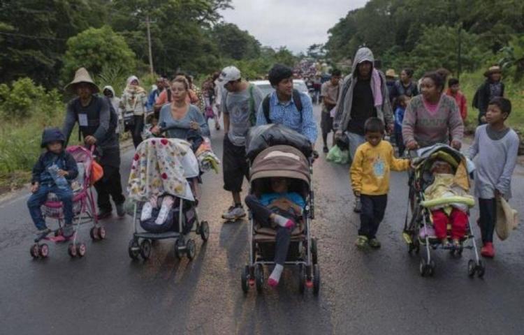 18 mil menores deportaron a Honduras