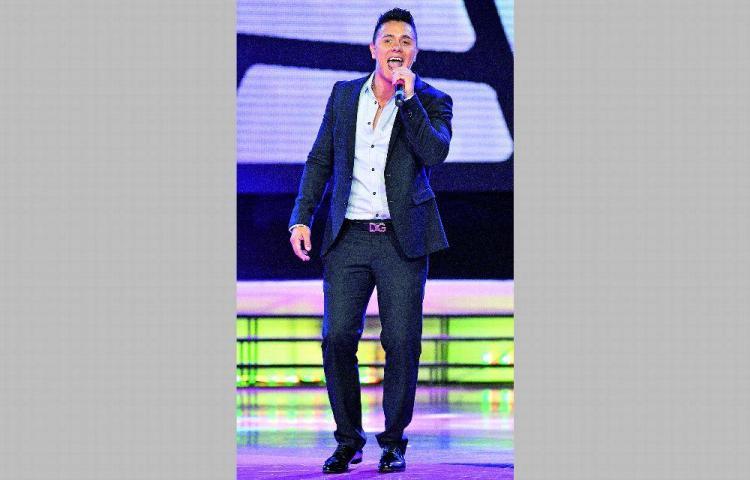 Joey Montana lleva su espectáculo a Costa Rica