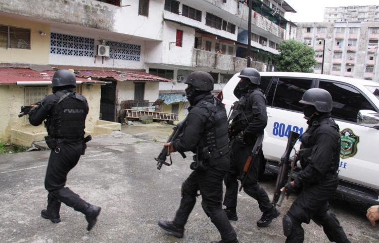 Operación 'Diamante Azul' dejó más de 800 capturas