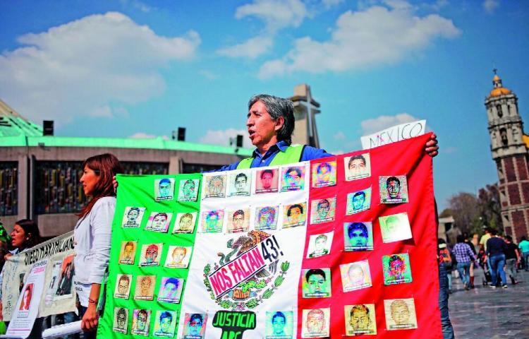Acusados de matar a 43 alumnos, libres