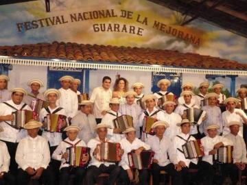 Agenda del LXXIX Festival Nacional de la Mejorana