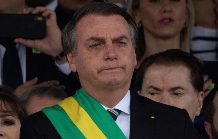 Bolsonaro recibirá hoy el alta tras someterse a la cuarta operación en un año