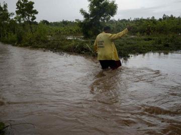 Tres hombres mueren al ser arrastrados por un río en Nicaragua